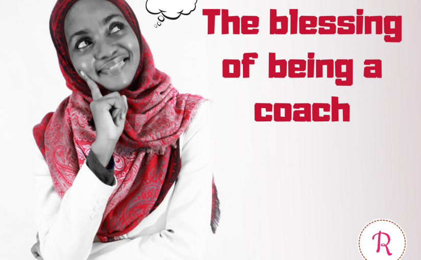 THe blessing of being a coach